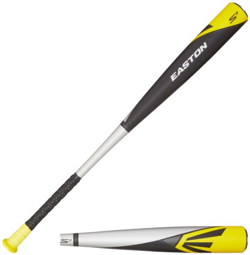 easton-2014-s3-bb14s3-3-bbcor-baseball-bat-33-inch-30-oz BB14S3-33-inch-30-oz Easton 885002280816 ONE-PIECE DESIGN FOR STIFF FLEX AND MAXIMUM PERFORMANCE THT100 Scandium alloy