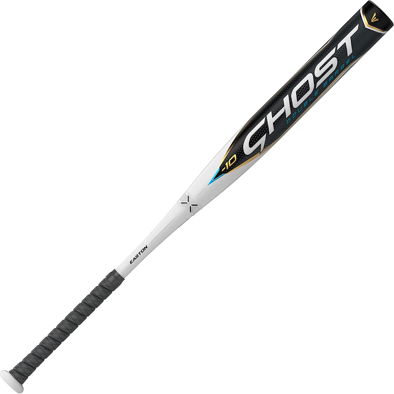 easton-2022-ghost-double-barrel-fastpitch-softball-bat-33-inch-23-oz FP22GH10-3323   <ul class=a-unordered-list a-vertical a-spacing-mini> <li><span class=a-list-item>PATENTED DOUBLE BARREL CONSTRUCTION provides the