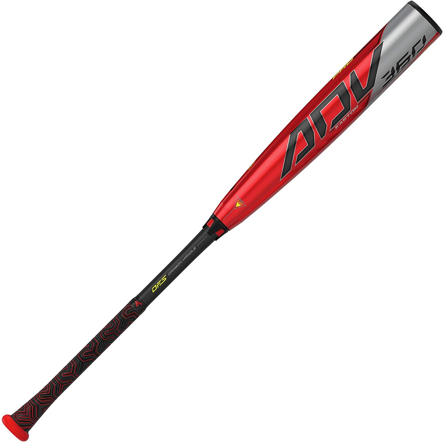 easton-adv-360-3-bbcor-2020-baseball-bat-33-inch-30-oz BB20ADV-3330  628412266151 Launch Comp - Launch Composite Technology combined with 360 Engineering for