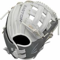 Premium Steer USA leather Quantum Closure SystemTM provides adjustable hand opening for optimized fit and feel Supple leather lining for added comfort and feel Fastpitch specific patterns designed for better fit and function Smaller hand openings for a tighter fit and more control Extra strength rawhide laces to reinforce glove durability.