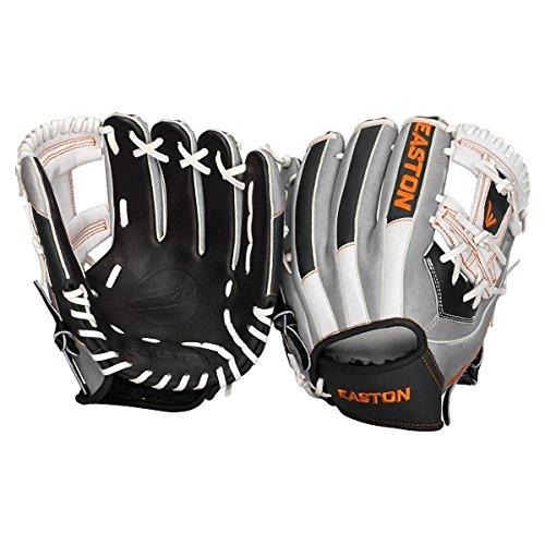 easton-mako-baseball-glove-emk1150le-11-5-inch-right-handed-throw EMK1150LE-Right Hand Throw Easton 885002361263 Eastons EMK 1150LE Mako Series 11.5 Inch Infield Glove is made