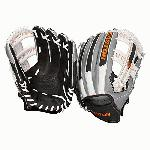Easton Mako Baseball Glove EMK1175LE 11.75 inch (Right Hand Throw) : Easton's EMK 1175LE Mako Series 11.75 Inch Infield Glove is made of Japanese Seto leather and features a deep pocket that is best suited for the left side of the infield.