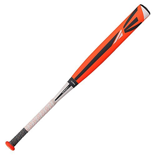 Easton Youth Mako composite baseball bat. 2 14 barrel. Ultra thin 2932 handle. USSSA 1.15 BPF. Ultra-thin 2932 inch composite handle with performance diamond grip. 2 14 inch barrel diameter. Certification: USSSA 1.15 BPF, Little League, Babe Ruth Baseball, Dixie Youth Baseball, Pony Baseball, AABC. Speed design for low M.O.I and faster swing speeds. Fast bat through the zone and a big hitting surface. TCT Thermo Composite Technology offers a massive sweet spot and unmatched bat speed. The CXN Patented two-piece Conation technology maximizes energy transfer for optimized feel.