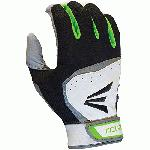 Easton Torq HS7 Adult Batting Gloves 1 Pair (TealGreen, Large) : You want batting gloves that give you the confidence to make your best swing without worrying about your grip. That means you want Eastons HS7, which is designed with premium materials and an innovative design to let you swing away with confidence.