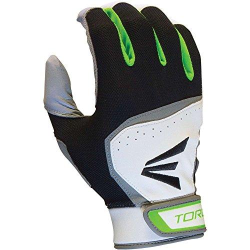 easton-torq-hs7-adult-batting-gloves-1-pair-tealgreen-small A121868-TealGreenSmall Easton New Easton Torq HS7 Adult Batting Gloves 1 Pair TealGreen Small