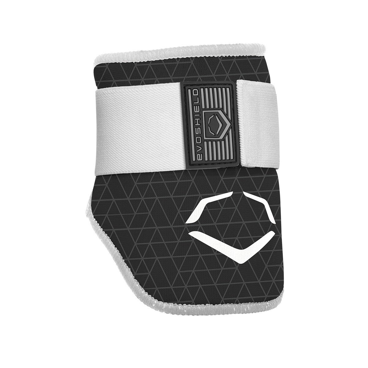evoshield-evocharge-batters-elbow-guard-black-adult WTV6100BLADT  887768640484 Package contains 1 custom-molding protective elbow shield 1 elastic strap Gel-To-Shella