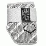 evoshield mlb batters speed stripe elbow guard grey adult