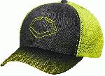evoshield neon onslaught flex fit hat small medium
