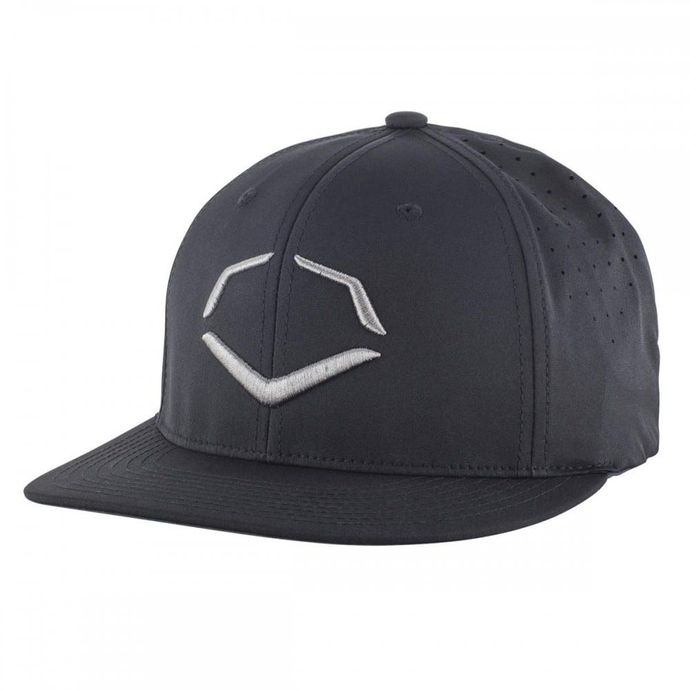 evoshield-tourney-evolite-flexfit-hat-large-x-large 1036460.001.LGXL  840041121841 98% Polyester/2% SPANDEX Imported Hand Wash Lightweight performance blend fabric Evo