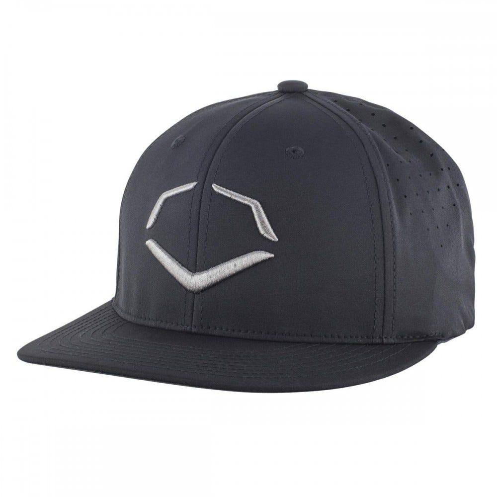 evoshield-tourney-evolite-flexfit-hat-small-medium 1036460.001.SMMD  840041121858 98% Polyester/2% SPANDEX Imported Hand Wash Lightweight performance blend fabric Evo