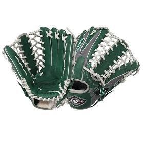 louisville-slugger-12-75-inch-tpx-hd9-hybrid-defense-ball-glove-green-gray-right-hand-throw XH1275GG-Right Hand Throw Louisville Slugger New Louisville Slugger 12.75-Inch TPX HD9 Hybrid Defense Ball Glove GreenGray Right