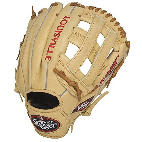 louisville-slugger-125-series-cream-11-75-inch-baseball-glove-right-handed-throw FG25CR5-1175-Right Handed Throw Louisville New Louisville Slugger 125 Series Cream 11.75 inch Baseball Glove Right Handed