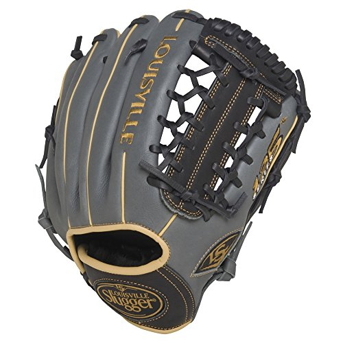 louisville-slugger-125-series-gray-11-5-inch-baseball-glove-right-handed-throw FG25GY5-1150-Right Handed Throw Louisville Slugger 044277052669 Louisville Slugger 125 Series Gray 11.5 inch Baseball Glove Right Handed