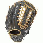 Built for superior feel and an easier break-in period, the 125 Series Slowpitch Gloves are constructed with extra-tough dye-through lacing and genuine cowhide leather to provide unmatched strength and durability while wicking away perspiration with our Slugger Touch finger lining.Genuine cowhide leather for strength and durability. Oil-treated leather for a great feel and easier break-in. Slugger Touch finger linings wick away perspiration from the player's hand for control and comfort. Dye-through lacing for durability. Pro-inspired patterns. 12.75 inch Outfield Pattern. Open Back. Mod Trap Web. One Year Manufacturer Warranty. spanSuperior Comfort, Fit, and Feel - the Louisville Slugger 125 Series sets the standard! The 125 Series features the same professional patterns used by some of the best players on the planet, but at a value price! Each 125 Series glove is crafted from Louisville Slugger's Lightweight Cowhide Leather Shell. This oil-treated leather combined with tough, dye-through lacing creates enough backbone and structure to stand up to season's worth of wear while being pliable enough to break-in quickly. And inside, you'll find that they gloves are extremely comfortable to wear as they're lined with a Full Grain Leather palm and the Slugger Touch Finger Linings that leave your hand dry and cool - even in the biggest pressure situations.  br span