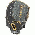 Louisville Slugger 125 Series Softball Glove 13.00 FG25BG6 1300 Right Hand Throw