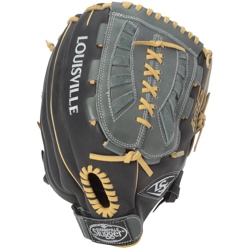 louisville-slugger-125-series-softball-glove-13-00-fg25bg6-1300-right-hand-throw FG25BG6-1300-Right Handed Throw Louisville 044277132828 Built for superior feel and an easier break-in period the 125
