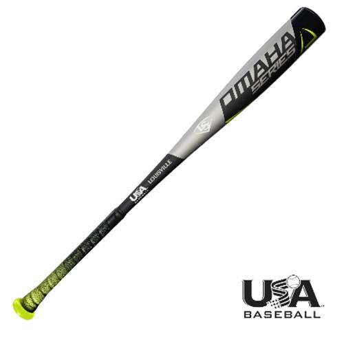 louisville-slugger-2018-omaha-usa-baseball-bat-2-5-8-barrel-31-inch-21-oz WTLUBO518B1031 Louisville 887768636418 The new Omaha 518 -10 2 5/8 USA Baseball bat from
