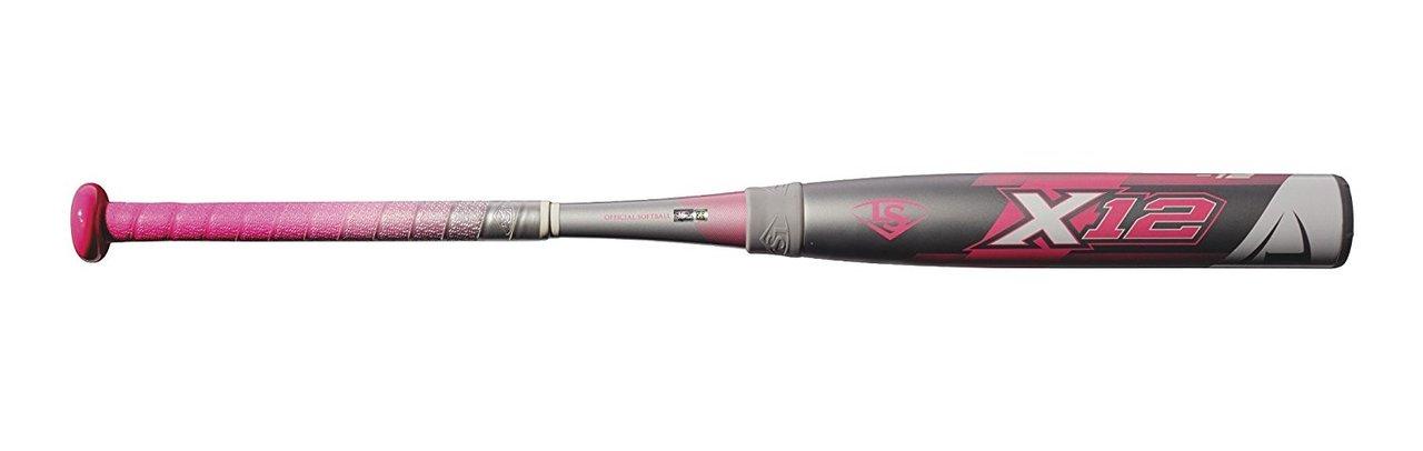 louisville-slugger-2018-x12-12-fast-pitch-softball-bat-33-inch-21-oz FPX218A1233 Louisville 887768594862 The X12 -12 bat from Louisville Slugger is a great option