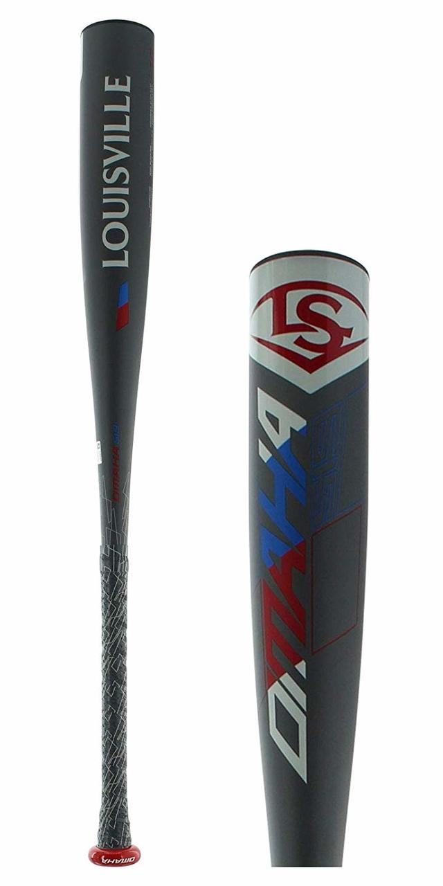 louisville-slugger-2019-omaha-519-10-usssa-baseball-bat-wtlslo519x10-27-inch-17-oz WTLSLO519X1027  887768729837 2 3/4 Inch Barrel Diameter -10 Length To Weight Ratio 6-Star
