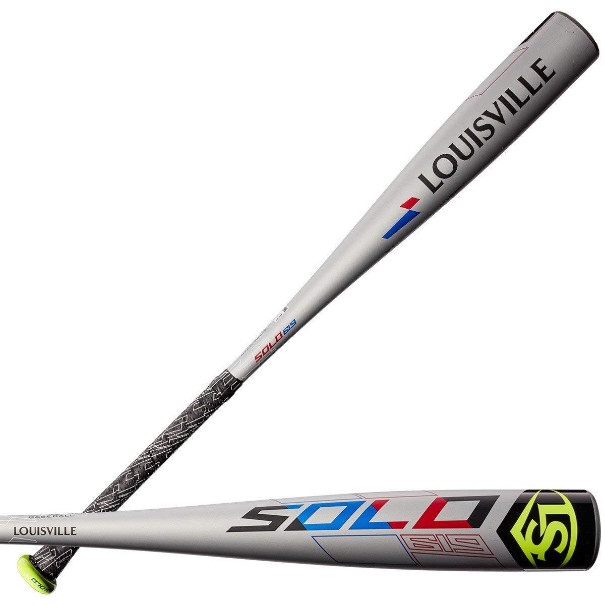 louisville-slugger-2019-solo-619-11-usa-baseball-bat-30-inch-19-oz WTLUBS619B1130  887768730031 Meets USA bat standard; approved for play in little League Baseball