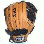 pLouisville Slugger 11.25 Baseball glove made in Mexico. Super stiff leather that will take a lot of breaking in./p