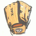 From Pro and College Department. This unique TPX Pro series glove is very stiff and will take some breaking in. Not in Louisville's USA line, the glove is stamped SERIE Domin with was sold in Latin America. Pocket is hard as a rock, you won't be using it the first day you get it.