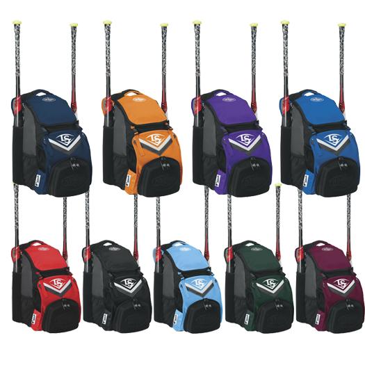 Louisville Slugger Eb Series 7 Stick Pack Baseball Equipment Bags Orange