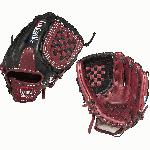 Louisville Slugger EV1200 Evolution Series 12 Baseball Glove (Right Handed Throw) : Handcrafted from premium American steer hide Louisville Slugger Baseball Glove. Handcrafted from premium American steer hide. Extra-wide alum tanned laces for ultimate durability. Perforated palm lining provides enhanced feel. Top professional patterns. 12 inch infieldpitcher pattern. Conventional open back. Checkmate web.