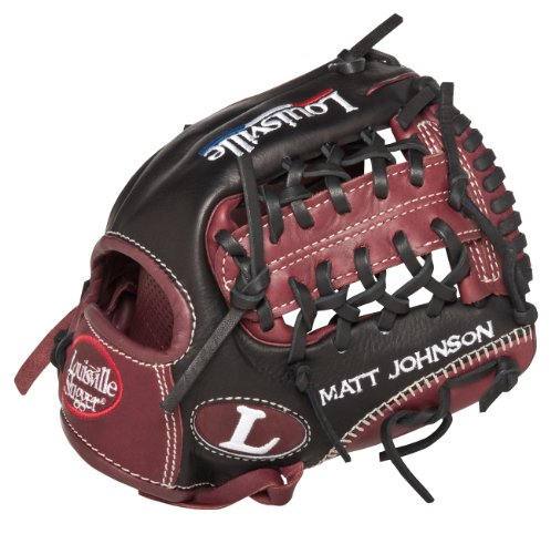 Louisville Slugger EV1275 Evolution Series 12.75 Baseball Glove (Left Handed Throw) : Handcrafted from premium American steer hide Louisville Slugger Evolution Series Baseball Glove.
