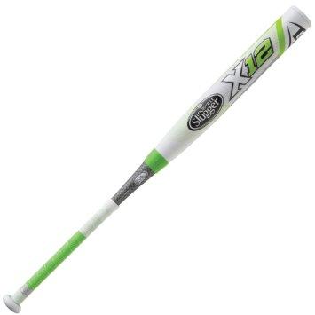 louisville-slugger-fastpitch-softball-bat-x12-33-inch21-ounce-12 FPLX152-33-inch-21-oz Louisville 044277047405 100% composite design. 2-piece bat construction. Balanced swing weight. 78 standard