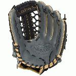 Louisville Slugger 125 Series. Built for superior feel and an easier break-in period, the 125 Series is constructed with extra-tough dye-through lacing and genuine cowhide leather to provide unmatched strength and durability while wicking away perspiration with our Slugger Touch finger lining.