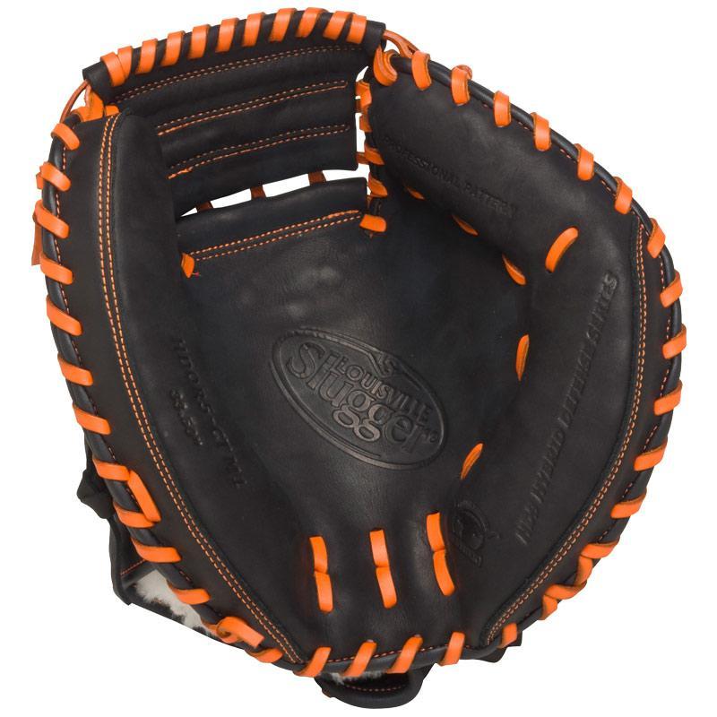 louisville-slugger-fghdor5-hd9-orange-catchers-mitt-right-hand-throw FGHDOR5-CTM1-Right Handed Throw Louisville B00MXUK5FA