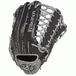 The Omaha Flare Series combines Louisville Slugger's iconic Flare design and professional patterns with game-ready performance leather. The flare technology gives you up to 15% wider fielding surface vs. a traditional pattern. Giving you a quick break-in, quick ball-transfer and quick inning. Conventional open back Pro Trap web