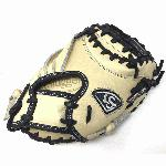 Louisville Slugger Pro Flare Catchers Mitt from College Department Louisville Slugger. Top Grade oil fused horween leather. Top grade performance series with pro prefreed flare design. Combines unmatched durability with ultra quick break in. Flare desing provides larger catching surface with a flat and deep pocket. Extra wide lacing for added strength. Preferred by top professional and collegiate players. Louisville Slugger is devoted to making great basball glove for all levels of play.