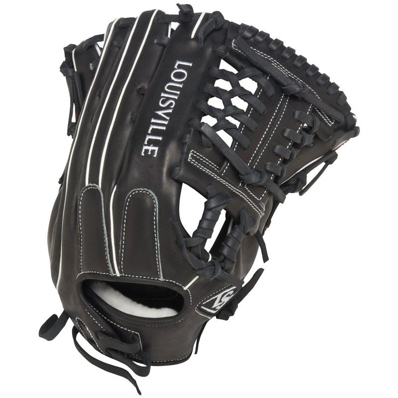 louisville-slugger-fgszbk5-super-z-black-fielding-glove-14-inch-left-hand-throw FGSZBK5-1400-LeftHandedThrow Louisville 044277051921 The Super Z Series is the first of its kind in
