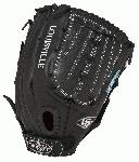 The Louisville Slugger Xeno Fastpitch series softball glove takes best-in-class premium leather matched with soft linings for a substantial feel that is game-ready off the shelf.