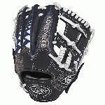 Louisville Slugger HD9 11.25 inch Baseball Glove Navy, Right Hand Throw