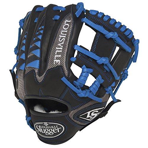 louisville-slugger-hd9-11-25-inch-baseball-glove-royal-right-hand-throw FGHD5-1125-RoyalRight Hand Throw Louisville New Louisville Slugger HD9 11.25 inch Baseball Glove Royal Right Hand Throw