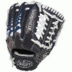 Louisville Slugger HD9 11.5 inch Baseball Glove Navy, Left Hand Throw
