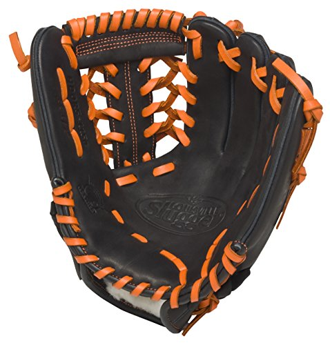 louisville-slugger-hd9-11-5-inch-baseball-glove-orange-left-hand-throw FGHD5-1150-OrangeLeft Hand Throw Louisville Slugger 044277052362 Louisville Slugger HD9 11.5 inch Baseball Glove Orange Left Hand Throw