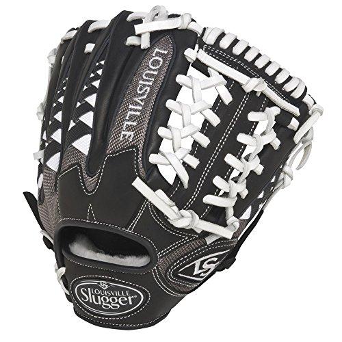 louisville-slugger-hd9-11-5-inch-baseball-glove-white-left-hand-throw FGHD5-1150-WhiteLeft Hand Throw Louisville New Louisville Slugger HD9 11.5 inch Baseball Glove White Left Hand Throw