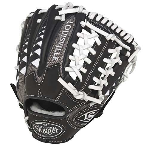 louisville-slugger-hd9-11-5-inch-baseball-glove-white-right-hand-throw FGHD5-1150-WhiteRight Hand Throw Louisville New Louisville Slugger HD9 11.5 inch Baseball Glove White Right Hand Throw