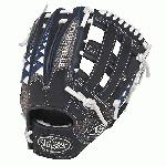 Louisville Slugger HD9 11.75 inch Baseball Glove Navy, Right Hand Throw