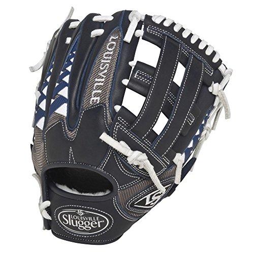 louisville-slugger-hd9-11-75-inch-baseball-glove-navy-right-hand-throw FGHD5-1175-NavyRight Hand Throw Louisville New Louisville Slugger HD9 11.75 inch Baseball Glove Navy Right Hand Throw