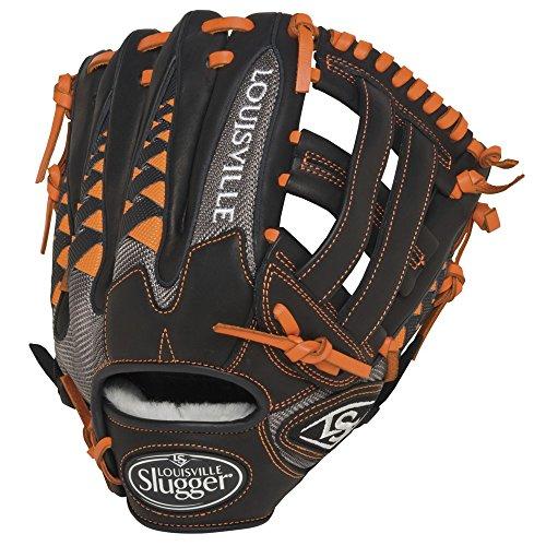 louisville-slugger-hd9-11-75-inch-baseball-glove-orange-right-hand-throw FGHD5-1175-OrangeRight Hand Throw Louisville New Louisville Slugger HD9 11.75 inch Baseball Glove Orange Right Hand Throw