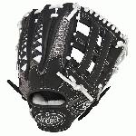 Louisville Slugger HD9 11.75 inch Baseball Glove White, Right Hand Throw