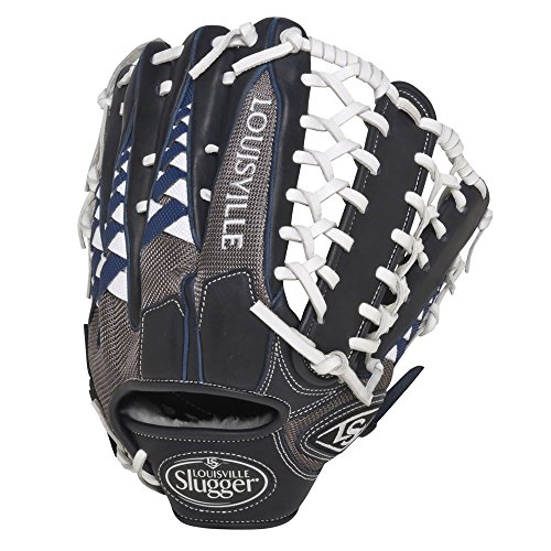 louisville-slugger-hd9-12-75-inch-baseball-glove-navy-right-hand-throw FGHD5-1275-NavyRight Hand Throw Louisville Slugger New Louisville Slugger HD9 12.75 inch Baseball Glove Navy Right Hand Throw
