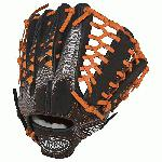 Louisville Slugger HD9 12.75 inch Baseball Glove (Orange, Left Hand Throw) : Louisville Slugger HD9 12.75 inch outfield glove. The HD9 Series is built with revolutionary hybrid leathermeshkanga weave construction for the lightweight performance and durability demanded by high-level players. Offered in many colors, the HD9 series helps each player stand out on the field.
