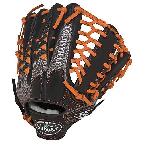 louisville-slugger-hd9-12-75-inch-baseball-glove-orange-left-hand-throw FGHD5-1275-OrangeLeft Hand Throw Louisville Slugger New Louisville Slugger HD9 12.75 inch Baseball Glove Orange Left Hand Throw