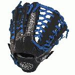 Louisville Slugger HD9 12.75 inch Baseball Glove (Royal, Right Hand Throw) : Louisville Slugger HD9 12.75 inch outfield glove. The HD9 Series is built with revolutionary hybrid leathermeshkanga weave construction for the lightweight performance and durability demanded by high-level players.  Offered in many colors, the HD9 series helps each player stand out on the field.